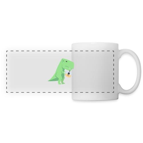 Tea-Saurus - Panoramatasse