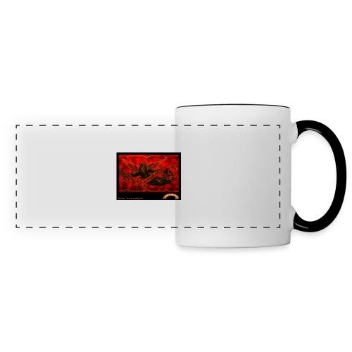 destiny - Mug panoramique contrasté et blanc