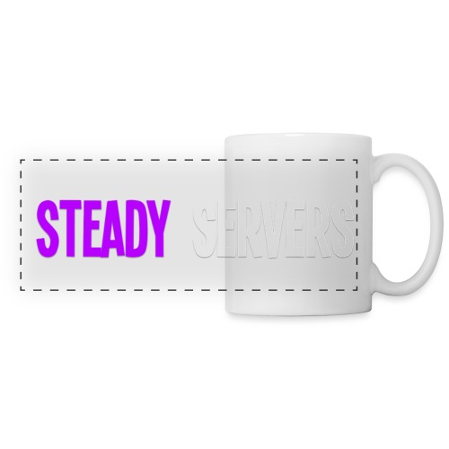 Steady Servers - Panoramic Mug