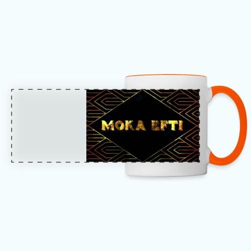 MOKA EFTI FASHION Design - Panoramic Mug