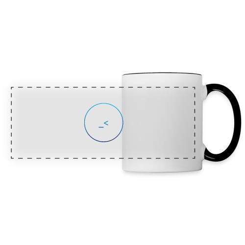 Coding Magazine logo - Panoramic Mug