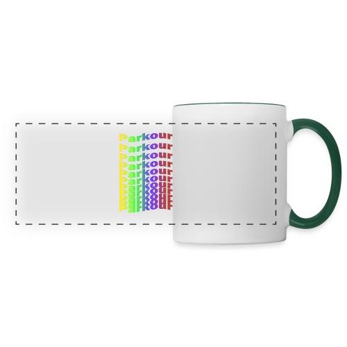 Parkour rainbow - Panoramakrus