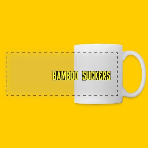 bambootshirt - Mug panoramique contrasté et blanc