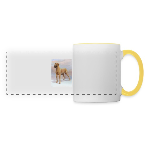Great Dane Yellow - Panoramakrus