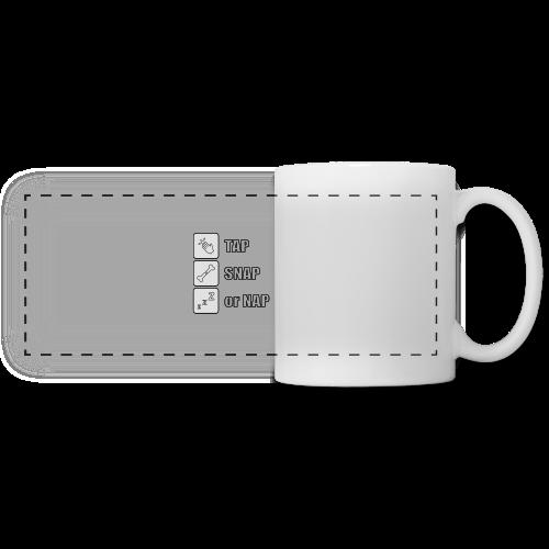 tap snap or nap - Kubek panoramiczny