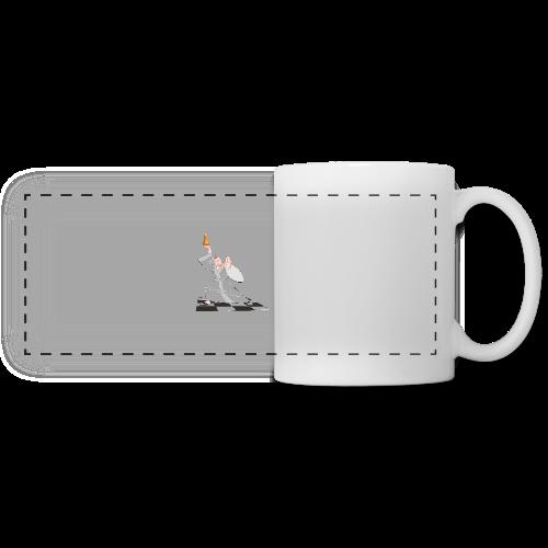 Tell it to the hand! - Panoramic Mug