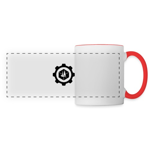 Jebus Adventures Logo (Transparent) - Panoramic Mug