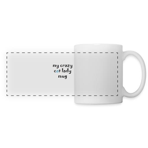 Crazy cat lady mug - Panoramakrus