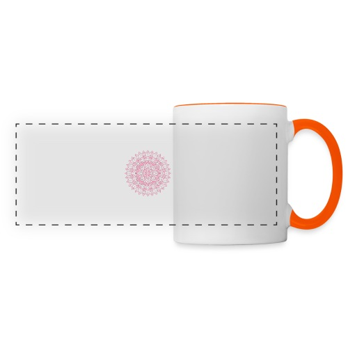 Mandala - Panoramic Mug
