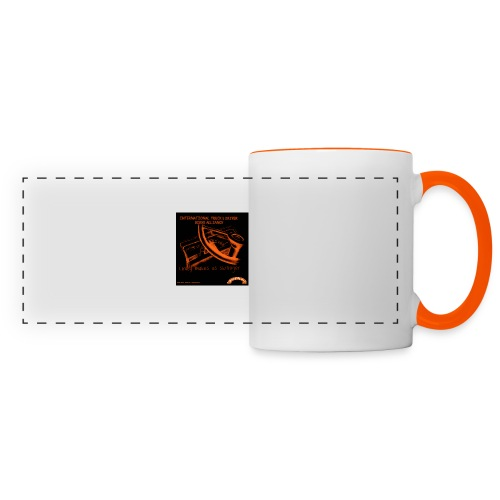 Unity - Mug panoramique contrasté et blanc