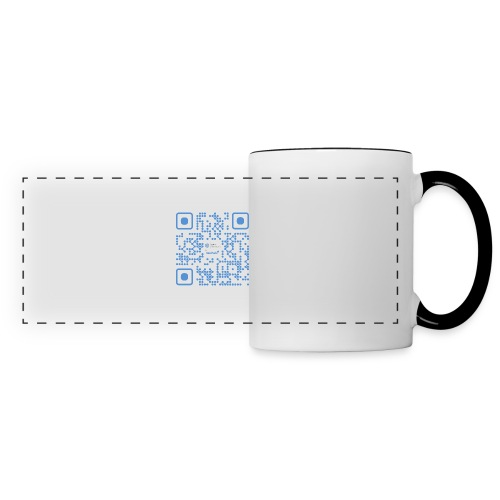 QR Maidsafe.net - Panoramic Mug
