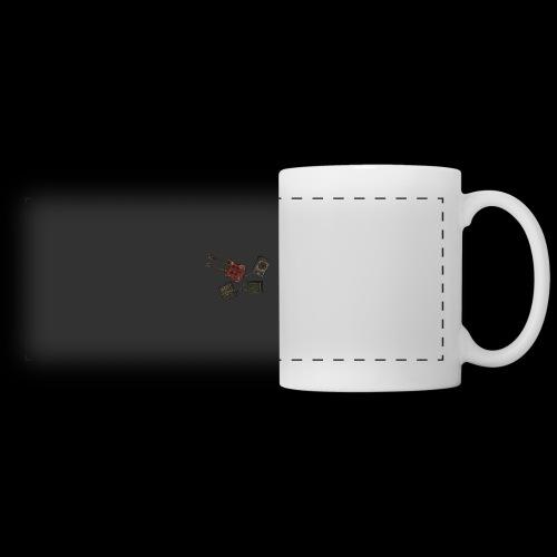 Music - Panoramic Mug