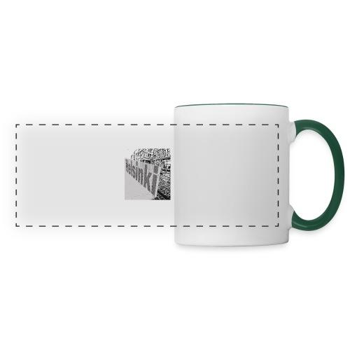 helsinki tram typo - Panoramic Mug