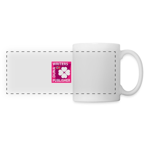 Duna Writers Publisher Pink - Panoramakopp