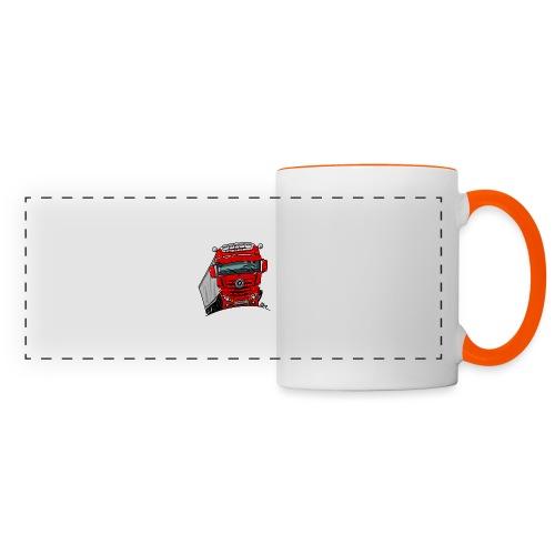 0807 M truck rood trailer - Panoramamok