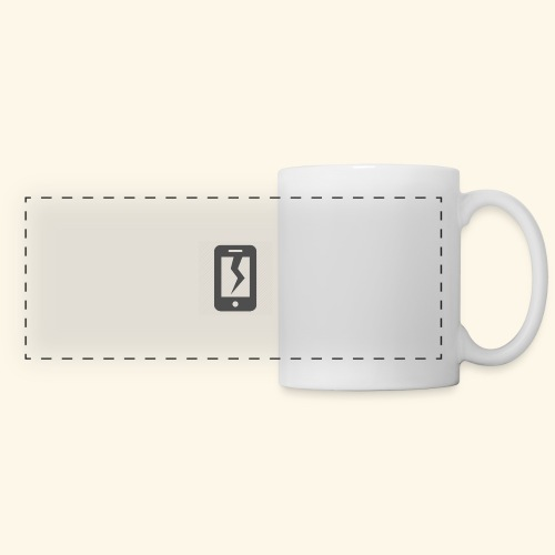 Tech Destruction - Panoramic Mug