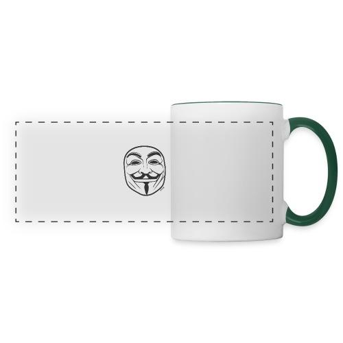 *NEW* Anonymous (H) - Mug panoramique contrasté et blanc