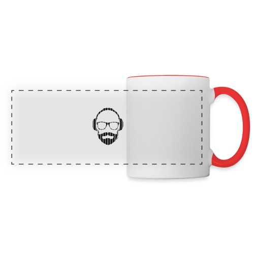 *NEW* Like a Dj (H) - Mug panoramique contrasté et blanc