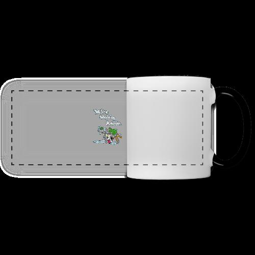 Wicked Washing Machine Cartoon and Logo - Panoramamok