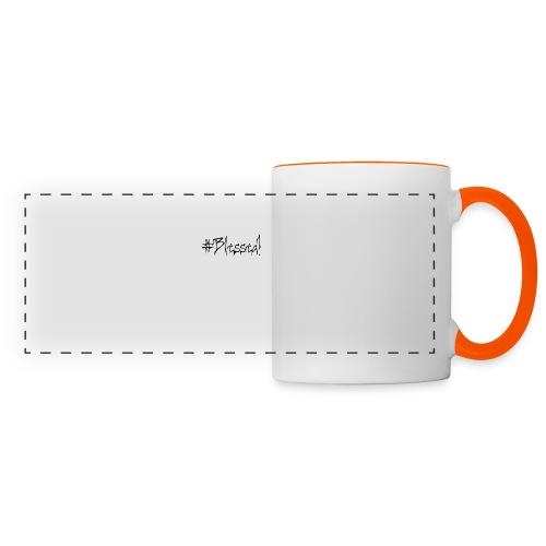 #Blessed - Panoramic Mug