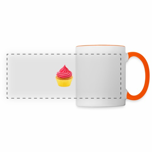 Cupcake - Panoramatasse