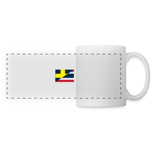 thailands flagga dddd png - Panoramic Mug