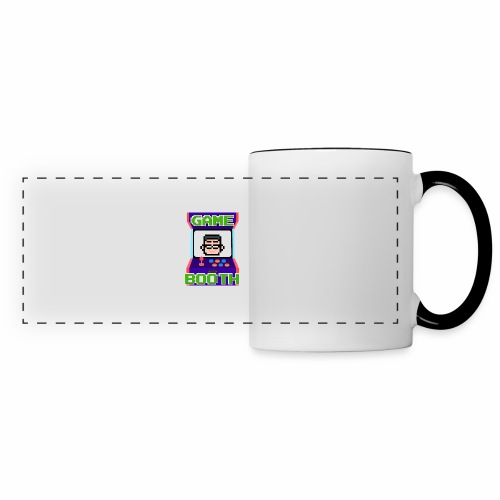 GameBooth Icon Logo - Panoramic Mug