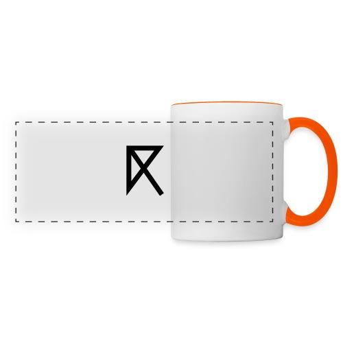 R - Panoramic Mug
