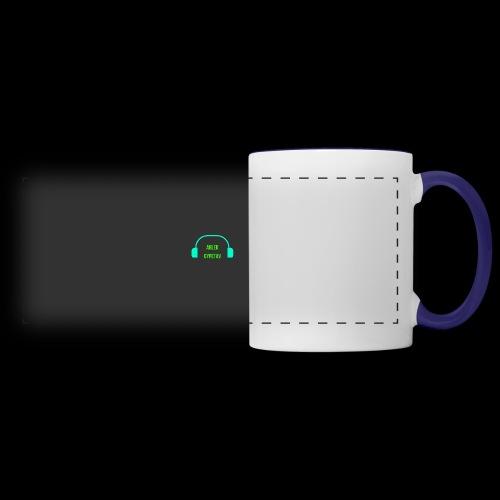 ARLEK CYPETAV - Mug panoramique contrasté et blanc