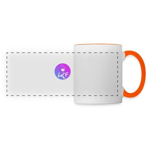 LRF rond - Mug panoramique contrasté et blanc