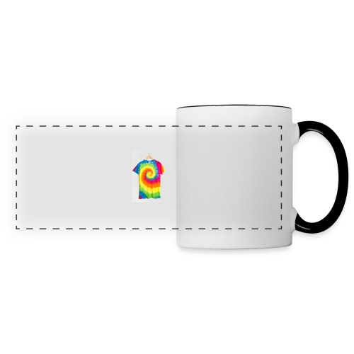 tie die small merch - Panoramic Mug