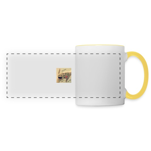 Friends 3 - Panoramic Mug