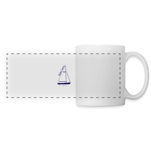 dos - Mug panoramique contrasté et blanc