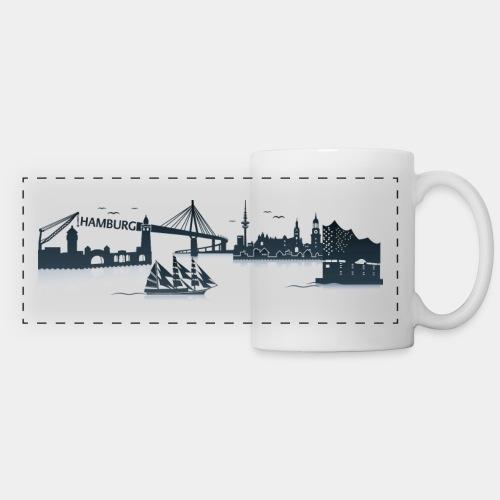 Hamburg Skyline - Panoramatasse