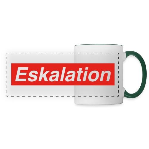 Eskalation - Panoramatasse