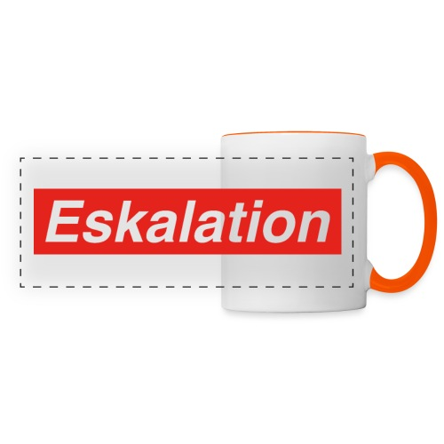 Eskalation - Panoramatasse