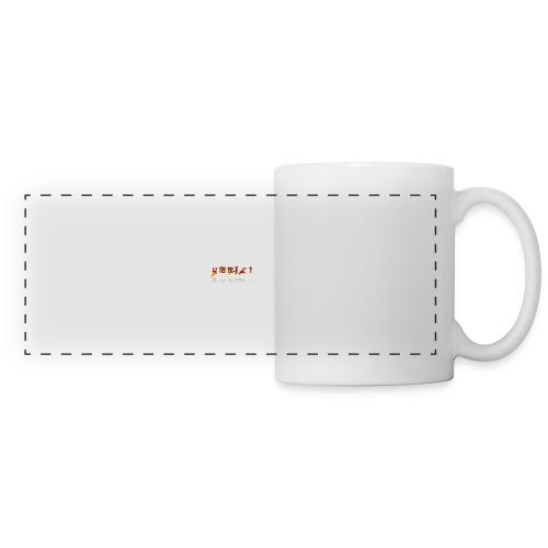 26185320 - Mug panoramique contrasté et blanc