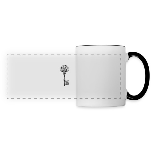 CHAVE-celtic-key-png - Taza panorámica
