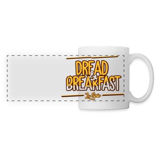 Dread&Breakfast LOGO - Tazza panoramica