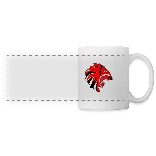 Tigers Logo - Panoramic Mug