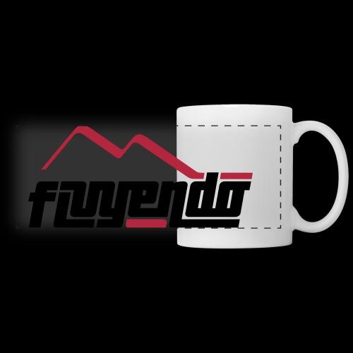 fluyendo logo - Panoramic Mug