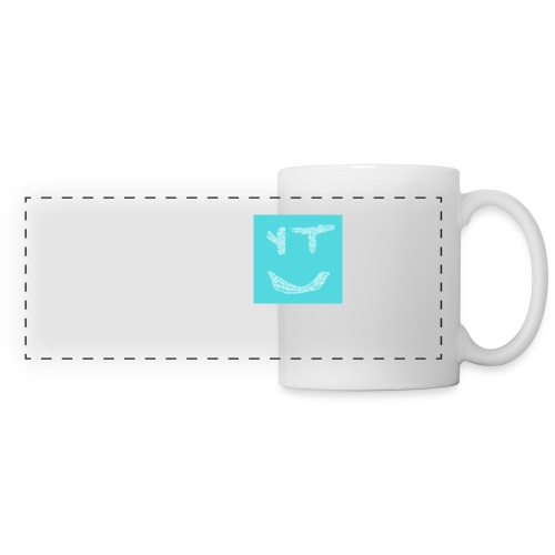 YT shirt - Panoramic Mug