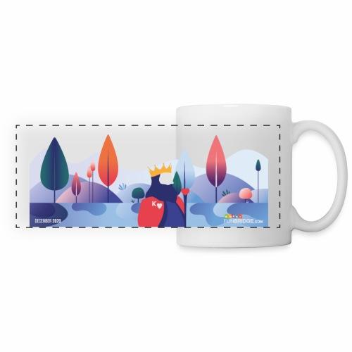 December Funbridge Collector's Mug - Panoramic Mug