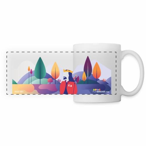 August Funbridge Collector's Mug - Taza panorámica