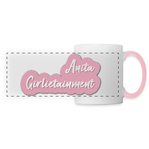 Schriftzug Anita Österreich - Panoramatasse
