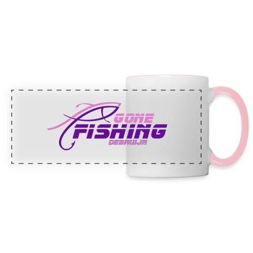 GONE-FISHING (2022) DEEPSEA/LAKE BOAT P-COLLECTION - Panoramic Mug