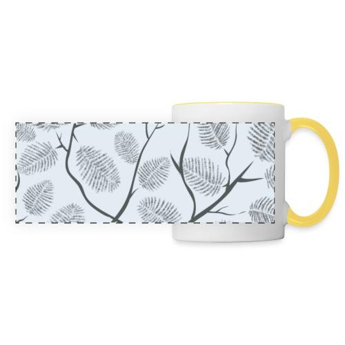Lovedesh BD Tree feather - Panoramic Mug