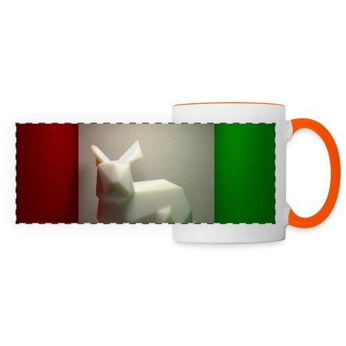 Bunny in a Box - Panoramic Mug