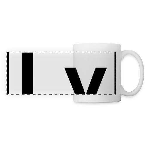 Livermorium (Lv) (element 116) - Panoramic Mug
