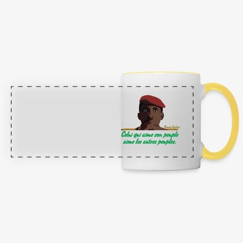 Thomas Sankara - Panoramic Mug